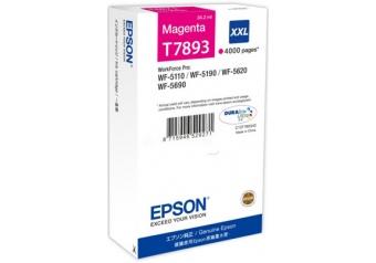 Epson T7893XXL C13T789340 Orjinal Kırmızı Kartuş