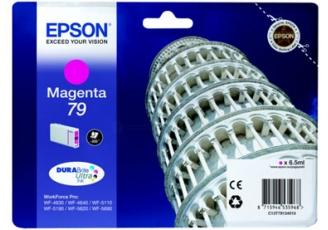 Epson T79 C13T79134010 Orjinal Kırmızı Kartuş