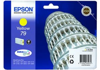 Epson T79-C13T79144010 Orjinal Sarı Kartuş