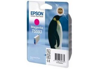 Epson T5593 C13T55934020 Orjinal Kırmızı Kartuş