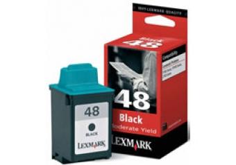 Lexmark 48-17G0648E Orjinal Siyah Kartuş