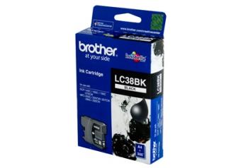 Brother LC38-LC980 Siyah Orjinal Kartuş