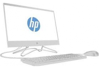 "HP 22-C0081NT 9FG66EA i3-8100T 4 GB 256 GB SSD 21.5"" All in One Bilgisayar"