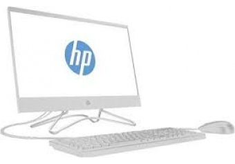 "HP 22-C0081NT 9FG66EA i3-8100T 4 GB 256 GB SSD 21.5"" All in One Bilgisayar"